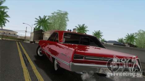 ENBSeries by Blackmore 0.075c для GTA San Andreas девятый скриншот