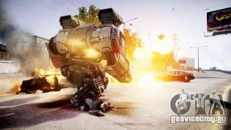 Enhanced Power Armor для GTA 4 четвёртый скриншот