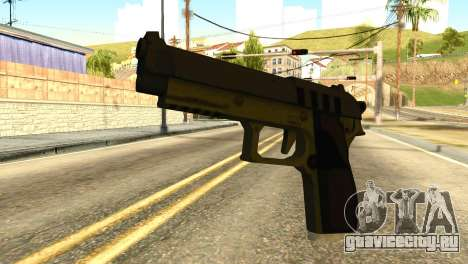Pistol from GTA 5 для GTA San Andreas