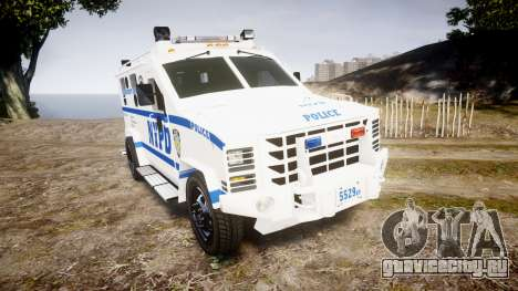 Lenco BearCat NYPD ESU [ELS] для GTA 4