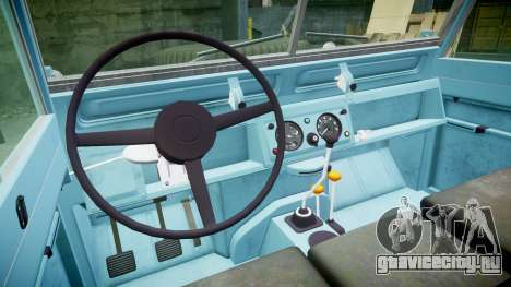Land Rover Series II 1960 v2.0 для GTA 4 вид сзади