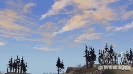 ENB Echo для GTA San Andreas десятый скриншот