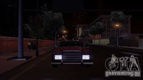 ENB Echo для GTA San Andreas шестой скриншот