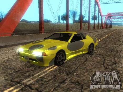 Винил Elegy для GTA San Andreas