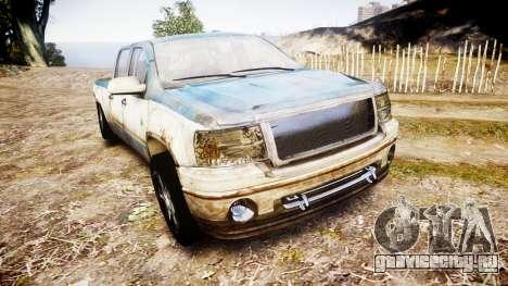 Пикап из The Last of Us для GTA 4