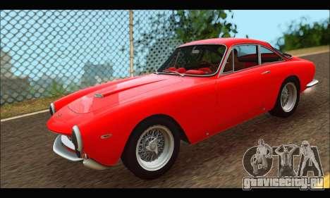 Ferrari 250 GT Berlinetta Lusso 1962 (HQLM) для GTA San Andreas вид слева