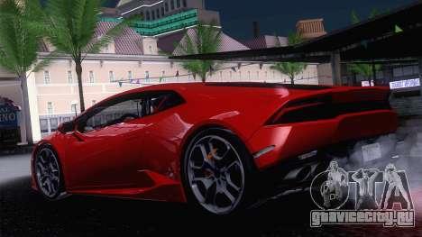 ENBSeries by Blackmore 0.075c для GTA San Andreas четвёртый скриншот