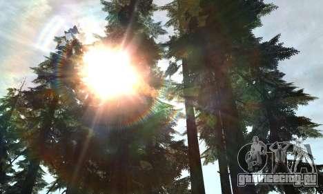 Новые блики для GTA San Andreas второй скриншот