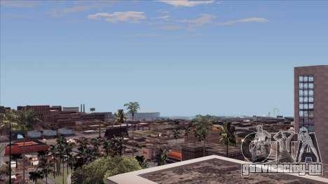 ENB Echo для GTA San Andreas одинадцатый скриншот