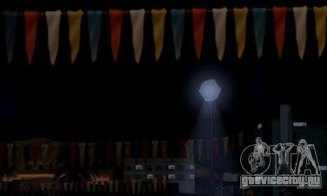 Новые блики для GTA San Andreas четвёртый скриншот