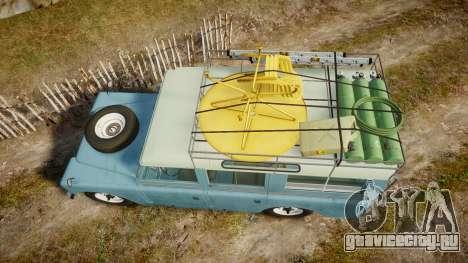 Land Rover Series II 1960 v2.0 для GTA 4