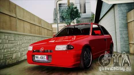 Opel Astra GSI BG для GTA San Andreas