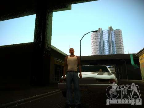 ENBSeries by Fase v0.2 NEW для GTA San Andreas