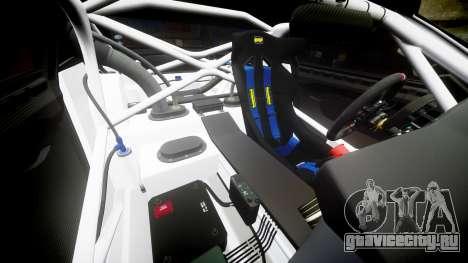 BMW Z4 GT3 2012 Northwest для GTA 4