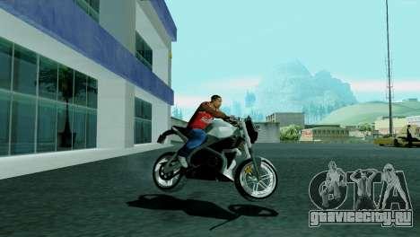 Абсолютно новый транспорт и его покупка для GTA San Andreas двенадцатый скриншот