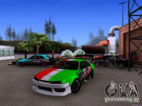 Nissan 200SX Elite Gas для GTA San Andreas
