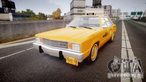 Ford Fairmont 1978 Taxi v1.1 для GTA 4