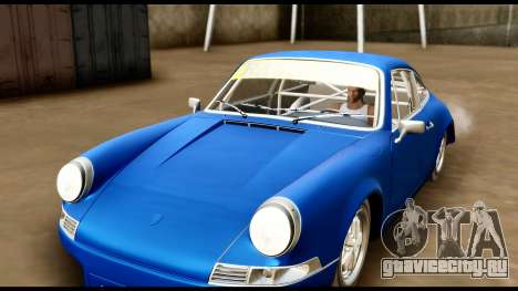 Porsche 911 Carrera 2.7RS Coupe 1973 Tunable для GTA San Andreas