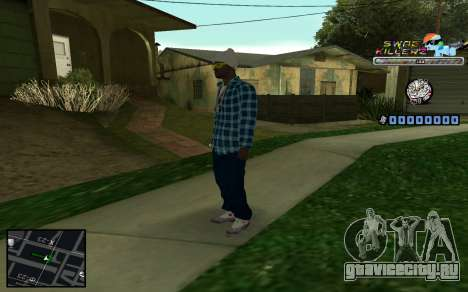 C-HUD SWAG Killerz для GTA San Andreas пятый скриншот
