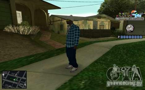 C-HUD SWAG Killerz для GTA San Andreas пятый скриншот