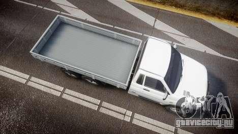 УАЗ 2360 6x6 для GTA 4 вид справа