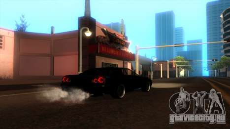 ENB by NIKE для GTA San Andreas второй скриншот