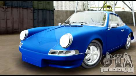 Porsche 911 Carrera 2.7RS Coupe 1973 Tunable для GTA San Andreas вид справа