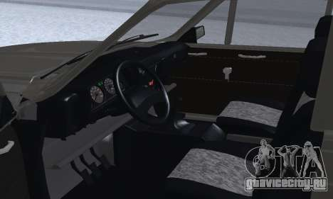 Ikco Peykan Chragh Benzi New для GTA San Andreas