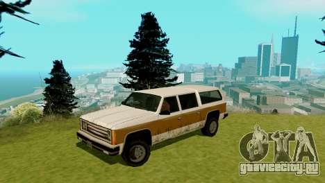 Абсолютно новый транспорт и его покупка для GTA San Andreas десятый скриншот