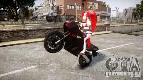 Yoko Ritona для GTA 4 пятый скриншот