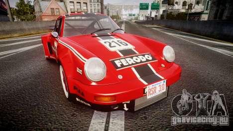 Porsche 911 Carrera RSR 3.0 1974 PJ216 для GTA 4