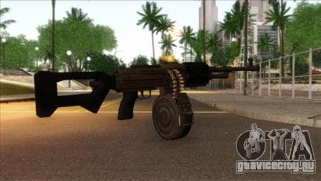 RPK from Kuma War для GTA San Andreas второй скриншот