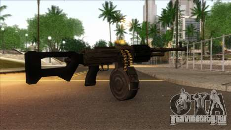 RPK from Kuma War для GTA San Andreas