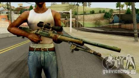 M24 from Sniper Ghost Warrior 2 для GTA San Andreas третий скриншот