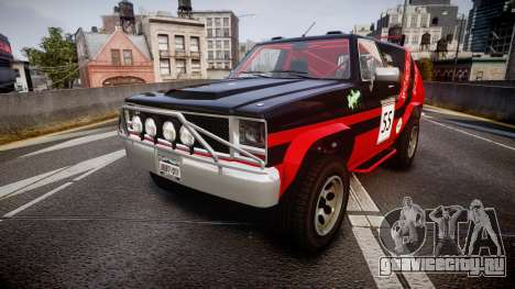 Declasse Rancher Sandking style для GTA 4