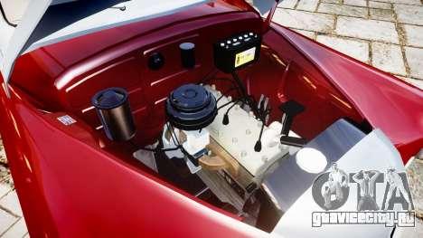 ГАЗ-М-20 Победа для GTA 4 вид изнутри