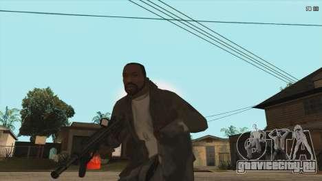 M7A3 для GTA San Andreas третий скриншот