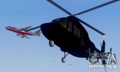 Swift GTA 5 для GTA San Andreas вид справа