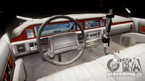 Chevrolet Caprice 1990 LCPD [ELS] Traffic для GTA 4
