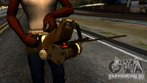 New Chainsaw для GTA San Andreas третий скриншот