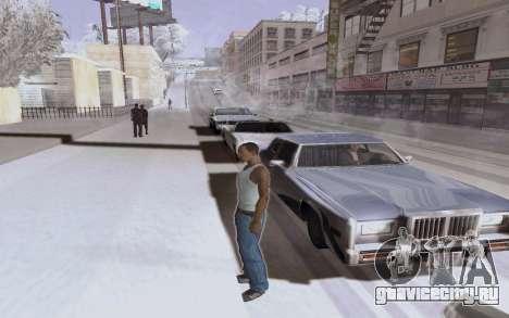 Nuevo ENB Series для GTA San Andreas