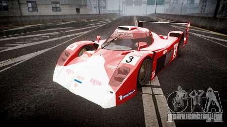 Toyota GT One 1998 для GTA 4