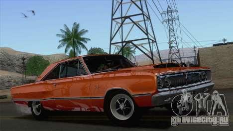 ENBSeries by Blackmore 0.075c для GTA San Andreas восьмой скриншот