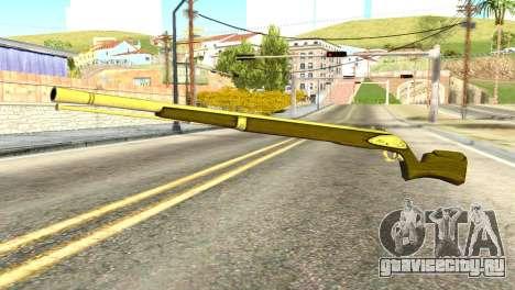 Rifle from GTA 5 для GTA San Andreas