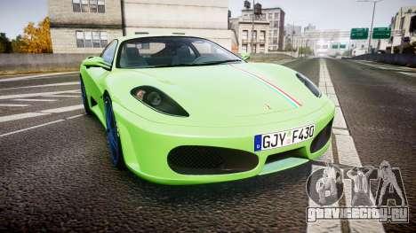 Ferrari F430 2004 для GTA 4