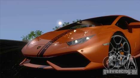 ENBSeries by Blackmore 0.075c для GTA San Andreas