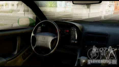 Nissan 300ZX для GTA San Andreas вид сзади слева