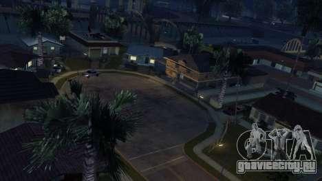 ENB Echo для GTA San Andreas восьмой скриншот