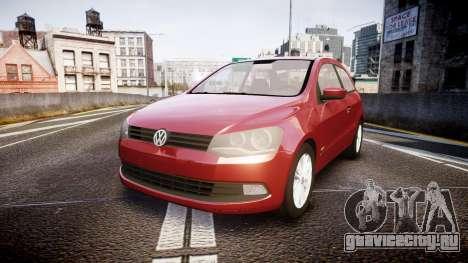 Volkswagen Gol G6 iTrend 2014 rims1 для GTA 4