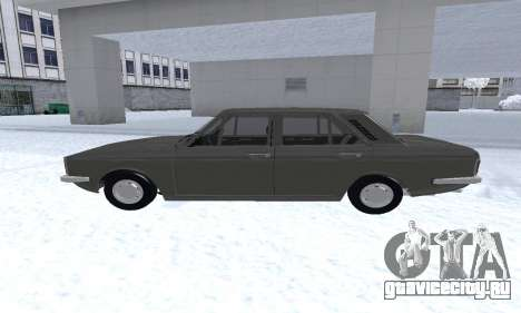 Ikco Peykan Chragh Benzi New для GTA San Andreas вид сзади